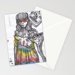 Margothea Stationery Cards