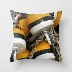 Bouys Throw Pillow