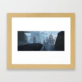 Surya Framed Art Print