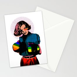 Women's Rights Stationery Cards