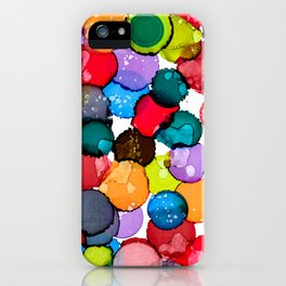 Splash of joy iPhone Case