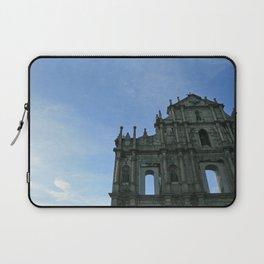 Macau's Ruins of St Paul's  Laptop Sleeve