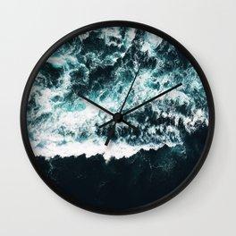 Oceanholic #society6 #decor #buyart Wall Clock