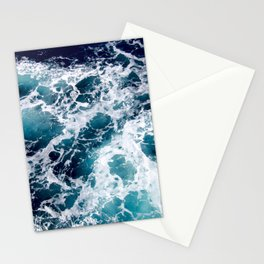 Ocean by Lika Ramati Stationery Cards