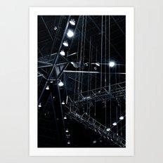 ray 03 Art Print