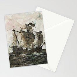 1492 Stationery Cards