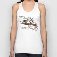 tits Tank Tops featuring Rockin' Tits by Alex Groh