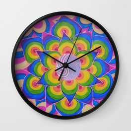 PsyBalance Wall Clock
