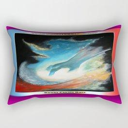 THE HAND OF GOD Rectangular Pillow