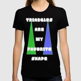 Tri Angle T-shirt