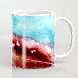 the earth is on fire Coffee Mug