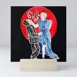 Gwendoline Christie Mini Art Print