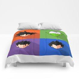 Dragon Ball flat Comforters