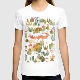 Adventure Fox T-shirt