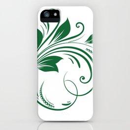 A leaf iPhone Case