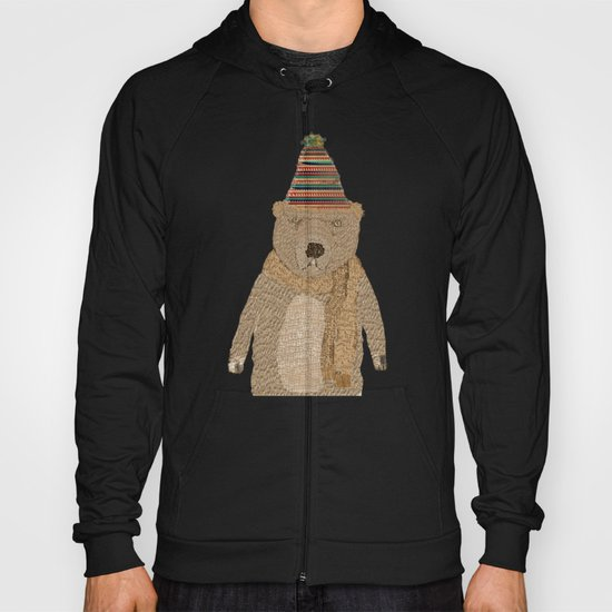 mr grizzly bear  Hoody