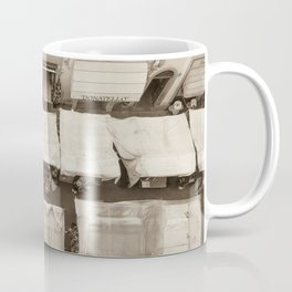 PRODOTTO ITALIANO firenze leather sellers italy Coffee Mug