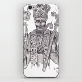 What Do You Believe In? iPhone Skin