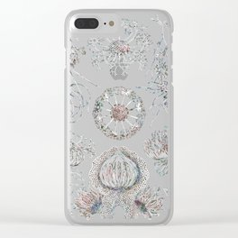 Sea treasures Clear iPhone Case