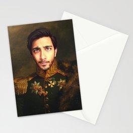 His Infernal Majesty Stationery Cards