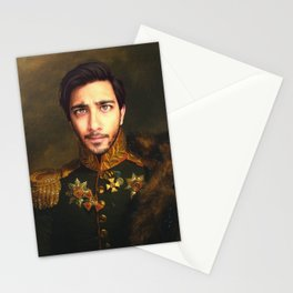 His Infernal Majesty Stationery Cards