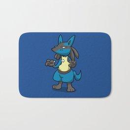 Pokémon - Number 448! Bath Mat