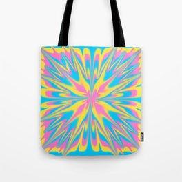 Pan Tie-Dye Tote Bag