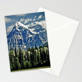 The View of Immense Freedom Stationery Cards