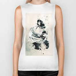 A day different than usual. Biker Tank