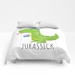 Jurassick Comforters