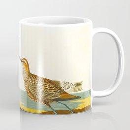 Long-legged Sandpiper Bird Coffee Mug