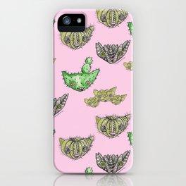 """""""Oro?"""" Cactus Pink iPhone Case"""