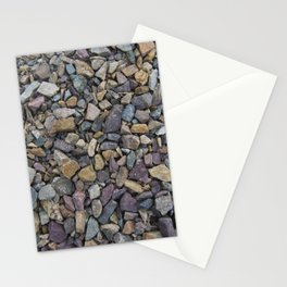 Pebbles on Lake Champlain Stationery Cards