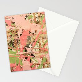 Miniature Original - pinks Stationery Cards