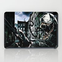 venom iPad Cases featuring Venom  by D77 The DigArtisT
