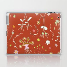 Red Flora of Planet Hinterland Laptop & iPad Skin
