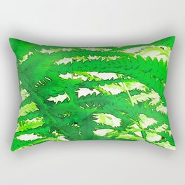 249 - Ferns Rectangular Pillow