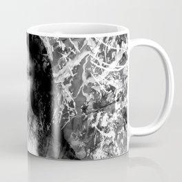 MONA LISA (BLACK & WHITE VERSION) Coffee Mug