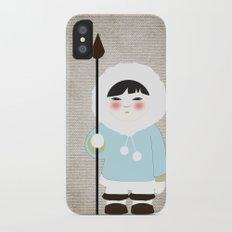 Eskimo iPhone X Slim Case