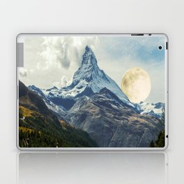 Wander trip sets the Moon Laptop & iPad Skin