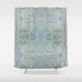 LoVinG V - ciel-grey Shower Curtain