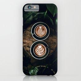 Latte iPhone Case