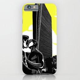 Sarona iPhone Case