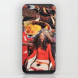 Black Girl Magic iPhone Skin