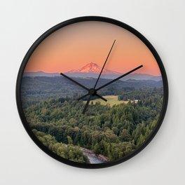 Jonsrud Viewpoint Wall Clock