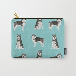 Alaskan malamute  dog breed pet lover malamute gifts Carry-All Pouch