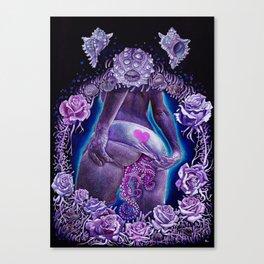 Tenapantie Canvas Print