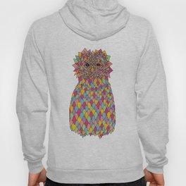 Psychedelic Owl Hoody