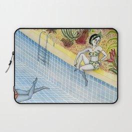 Secret Pools Laptop Sleeve