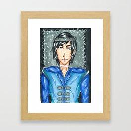Dorian Havillard Framed Art Print